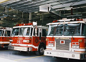 Firehouse Vehicle Exhaust System